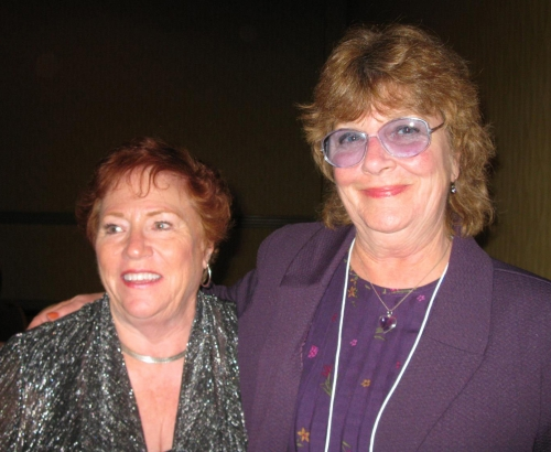 Nancy Banks Barasch and Sharon McDonnell Martin