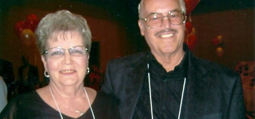 Ann Phillips Meeuwenberg and Doug Meeuwenberg.